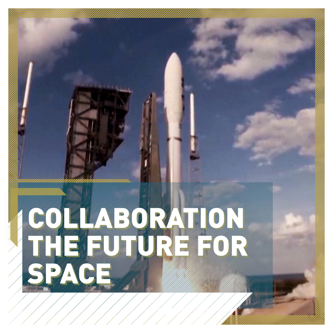 - 67b9bfc7be8d4794b6d06d5132e2ff66 - Space 'race' no more: why collaboration is the future