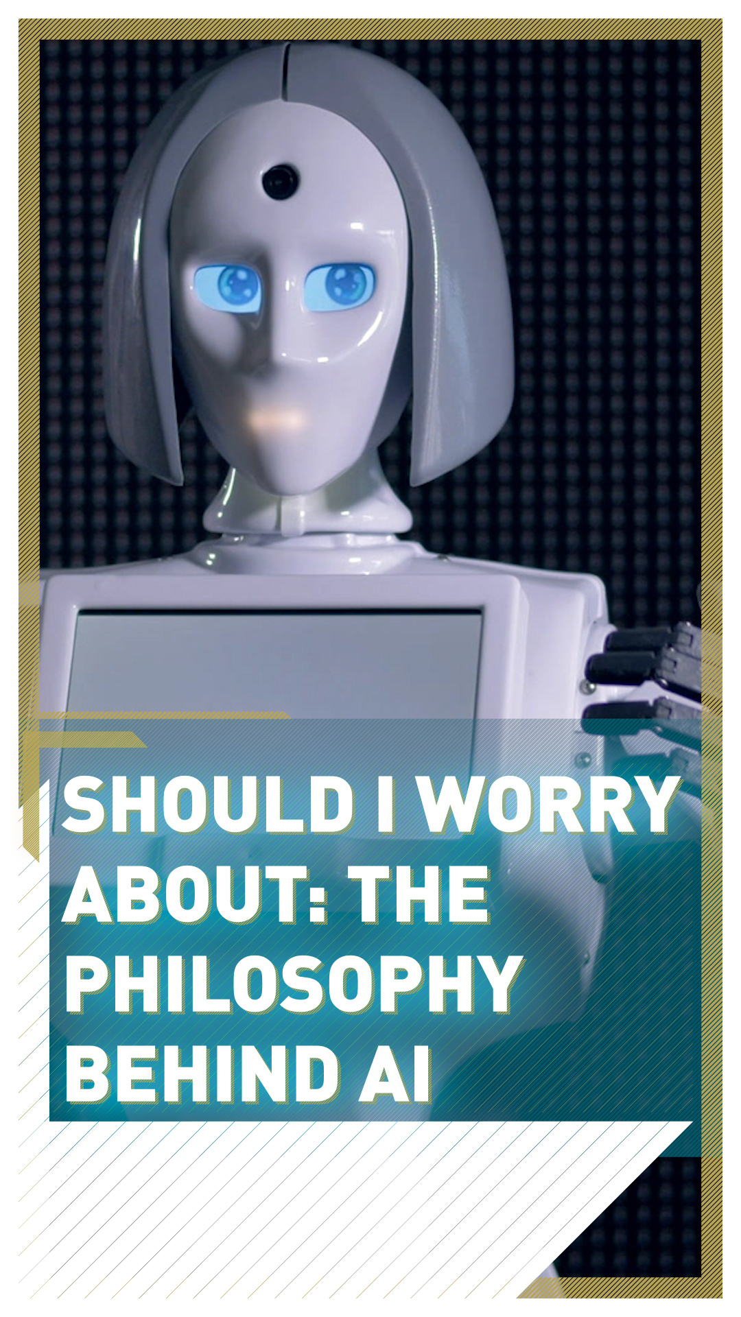 Should I Worry About... the philosophy behind AI?